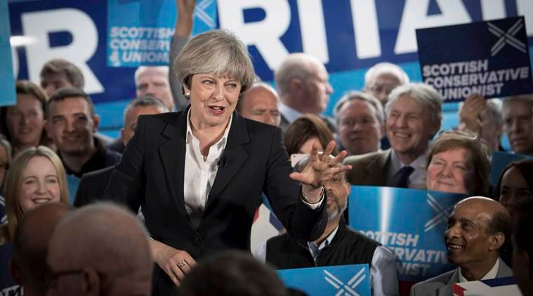 Theresa May, UK General Elections, London terror attack, Brexit