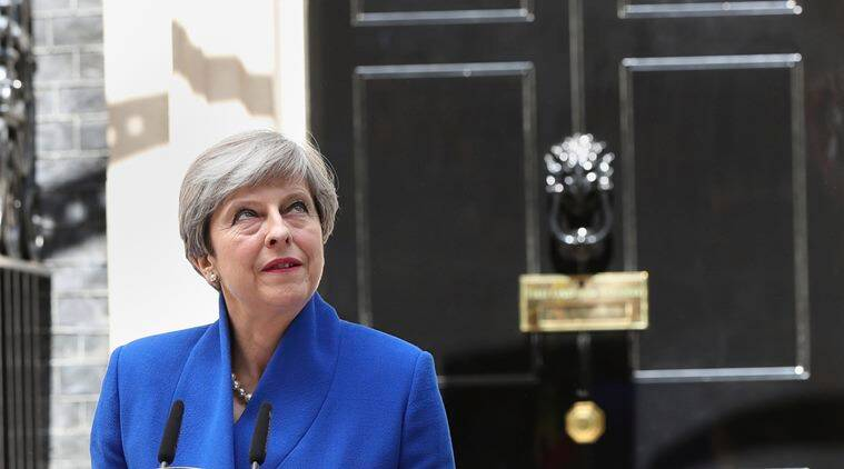 British shock: PM May's election gamble appears to backfire