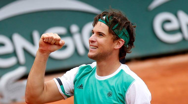 dominic thiem french open