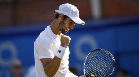 Queen's Club: Jordan Thompson in dreamland after stunning Andy Murray