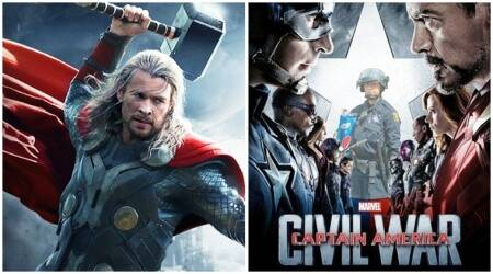 Chris Hemsworth is upset about Thor being excluded of Captain America Civil War. His fight with other Avengers is proof. Watch video