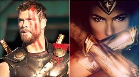 Gal Gadot challenges Thor for fight against Wonder Woman