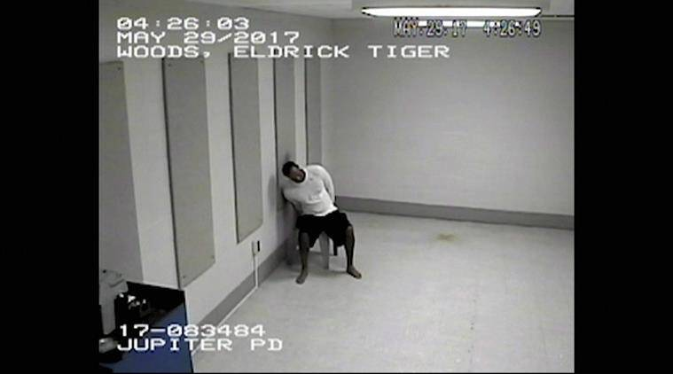 Tiger Woods told officers during arrest he had taken Xanax