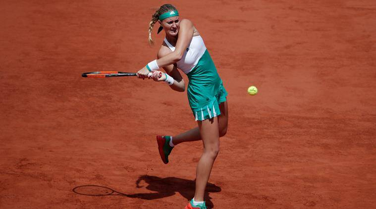 Troubled sleep, then a French Open dream for Timea Bacsinszky