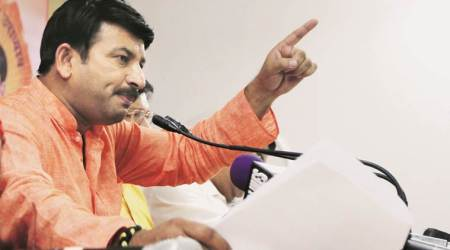 Arvind Kejriwal's 'attitude' responsible for full statehood demand being stuck: Manoj Tiwari