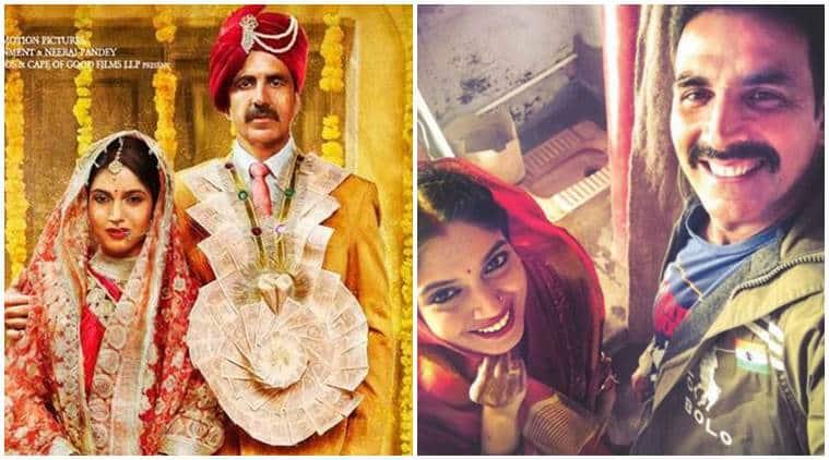 Toilet Ek Prem Katha,Akshay Kumar, Bhumi Pednekar, Toilet Ek Prem Katha trailer,Toilet Ek Prem Katha film