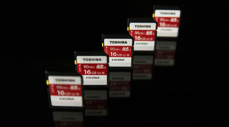 Bain Capital LLP,Toshiba Corp, semiconductor division, US private equity firm, Broadcom Ltd, Western Digital Corp