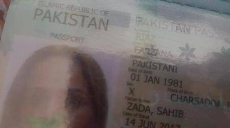 Pakistan issues its first transgender passport, includes 'X' as gender category