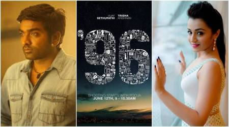 Trisha, vijay sethupathi, 96, 96 the film