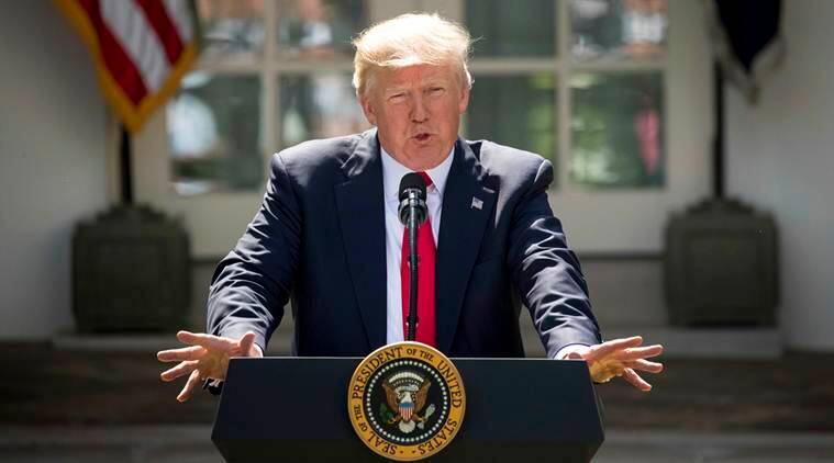 trump on india, donald trump on india, paris climate accord, climate change, trump on modi, narendra modi, india climate change, trump climate change, trump paris agreement