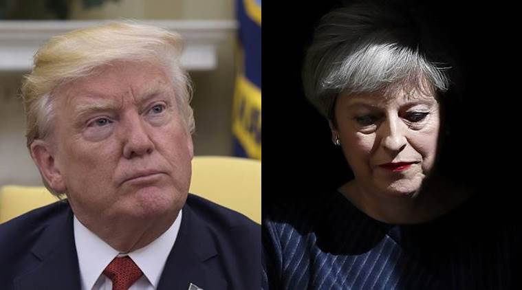 london attacks, donald trump, theresa may, london terror attack, london bridge attack, world news