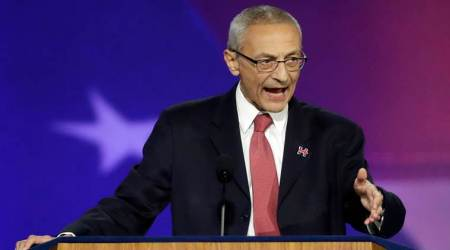 Hillary Clinton campaign chief John Podesta held closed-door talk with House panel