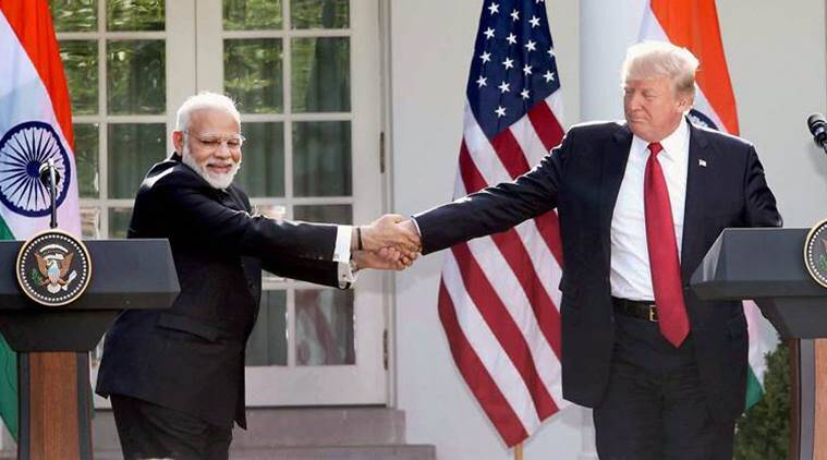 bilateral relationship between india and the usa