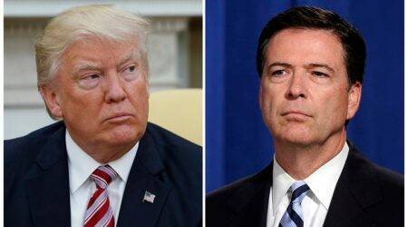 Donald Trump invited to testify over James Comey, Russian meddling