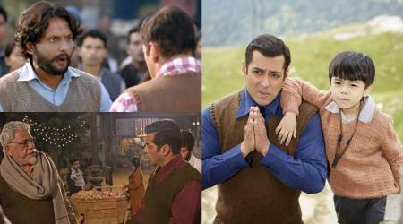Tubelight: Salman Khan film's real heroes are Matin Rey Tangu, Om Puri and Mohammed Zeeshan Ayyub