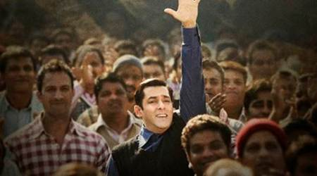Watch Tubelight making: Salman Khan reveals how Tubelight got its name, see video andphoto