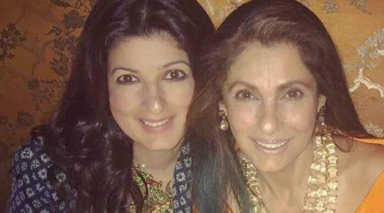 dimple kapadia, happy birthday dimple kapadia, twinkle khanna, akshay kumar