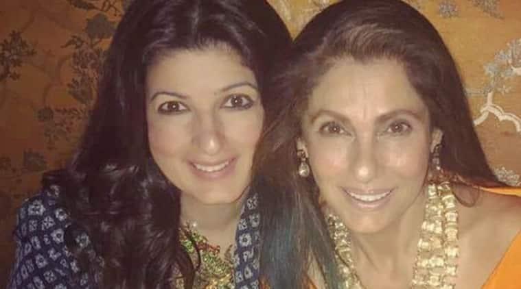 dimple kapadia, happy birthday dimple kapadia, twinkle khanna, akshay kumar