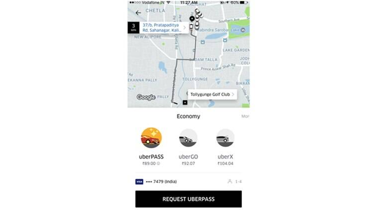 UberPASS launched in four Indian cities: Here\'s all you need to know ...