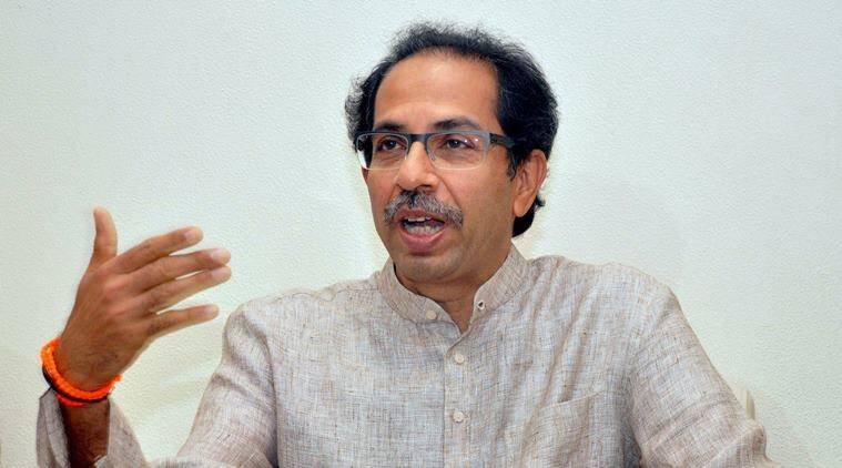 Uddhav Thackeray, Shiv Sena, mumbai, mumbai rain, mumbai flood, mumbai thackeray, indian express, india news