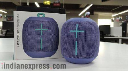 Logitech UE Wonderboom, UE Wonderboom review, UE Wonderboom waterproof speakers, UE Wonderboom price in India