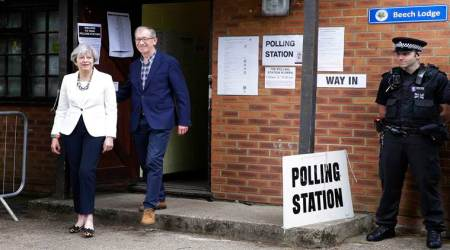 From landslide for May to upset defeat – scenarios for UK election