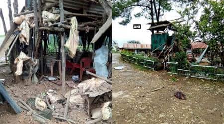 Bomb blast in Ukhrul district of Manipur kills Assam Riflesjawan