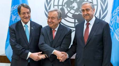 UN chief announces new talks on Cyprus reunification in June