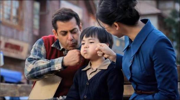 tubelight box office collection, salman khan tubelight, tubelight day one collection