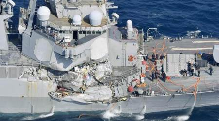 US Navy confirms all 7 missing sailors from USS Fitzgerald founddead