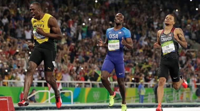 Usain Bolt, Usain Bolt Olympic medal, Indian Express