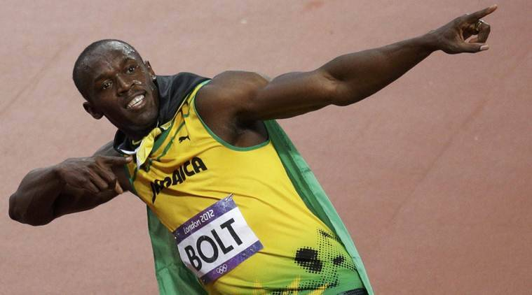Usain Bolt, Usain Bolt races, Indian Express
