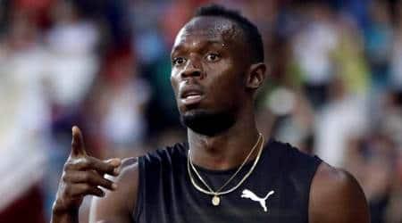Usain Bolt fires to win as Wayde Van Niekerk stars