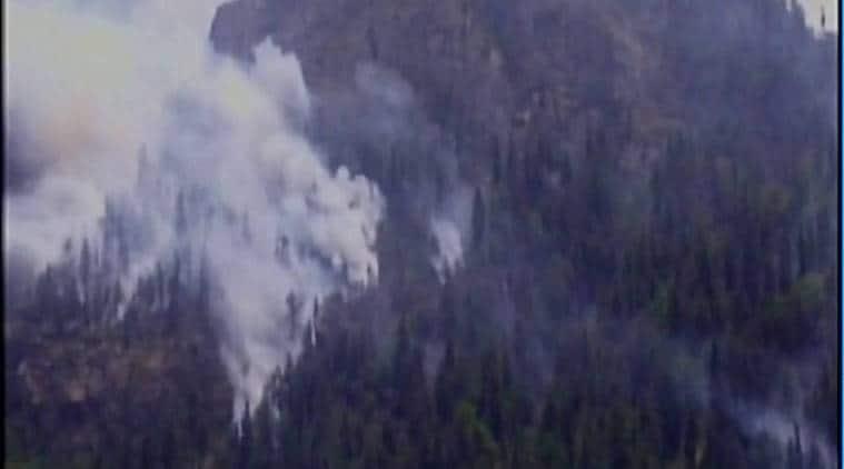 uttarakhand, uttarakhand forest fire, uttarakhand fire, india news, uttarakhand news