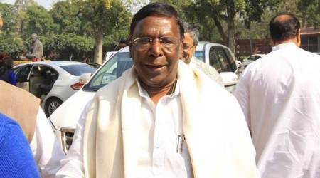 Puducherry CM V Narayanasamy launches special anti-dengue drive in Lawspet