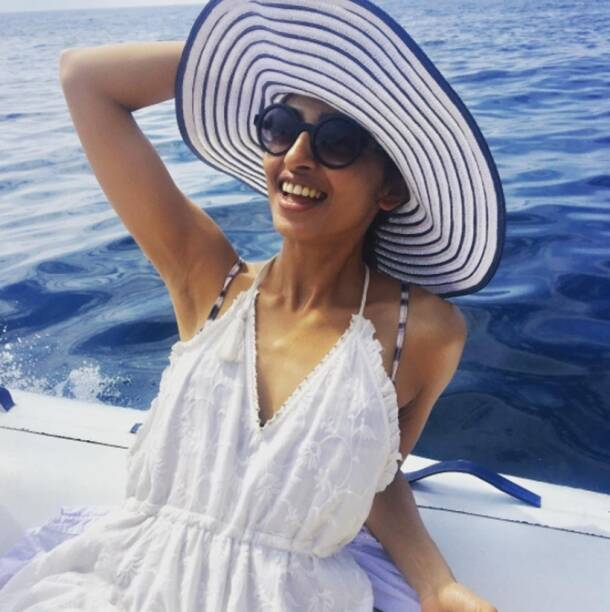 sonam kapoor, priyanka chopra, alia bhatt, shilpa shetty, vacation goals, bollywood celebs vacation, vacation pics, vacation instagram photos, vacation actresses, vacation style files, vacation fashion, indian express, indian express news