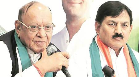Ahead of Rajya Sabha polls: As Congress tries to keep MLAs together, all eyes on Vaghela