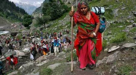 Army major dies en route Vaishnodevi shrine after fall frompony