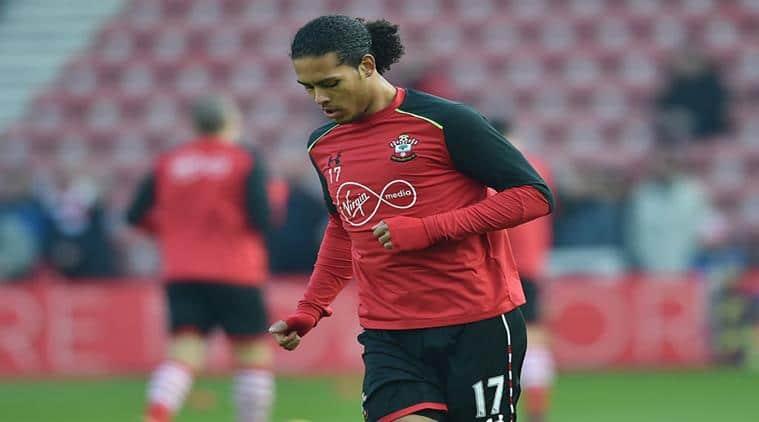 Virgil van Dijk, Liverpool, Premiere League, Southampton, Juergen Klopp, Football news, Sports news, Indian Express