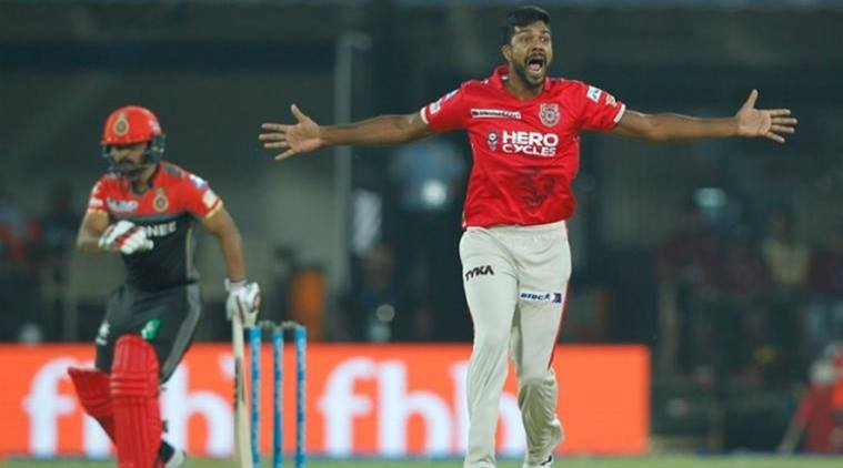 Varun Aaron, Aaron, IPL 2017, Kings XI Punjab, Indian cricket team, Cricket news, Indian Express
