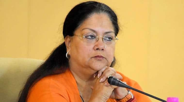 Labour activist death, Vasundhara Raje breaks silence, Rajasthan Nagaur killing, Raje, Indian Express News
