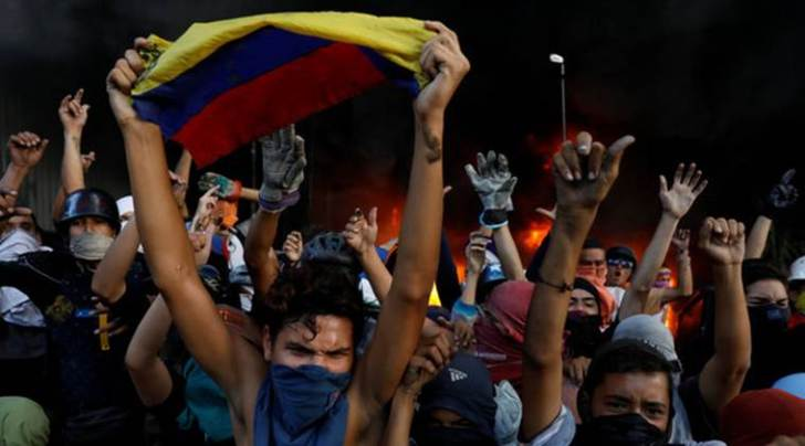 venezuela, nicolas maduro, venezuela protests, venezuela government, world news