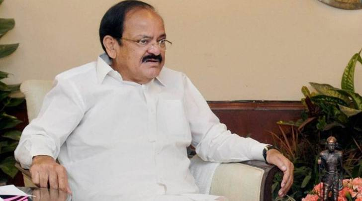 naidu, venkaiah naidu, beef ban, cattle slaughter, india news