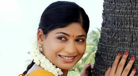 Vijayalakshmi has gained confidence to produce more films with Pandigai