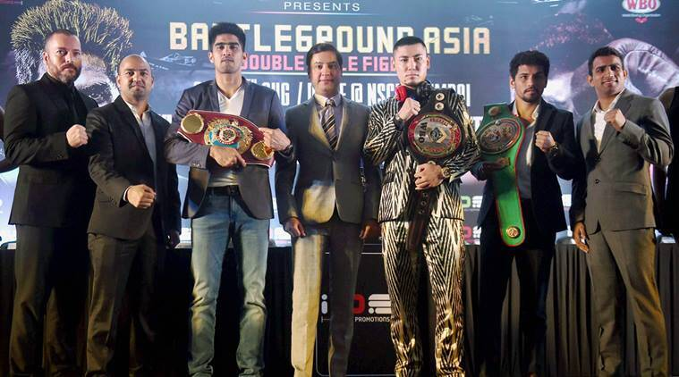 Vijender Singh, vijender, vijender singh boxing, pro boxing, professional boxing,