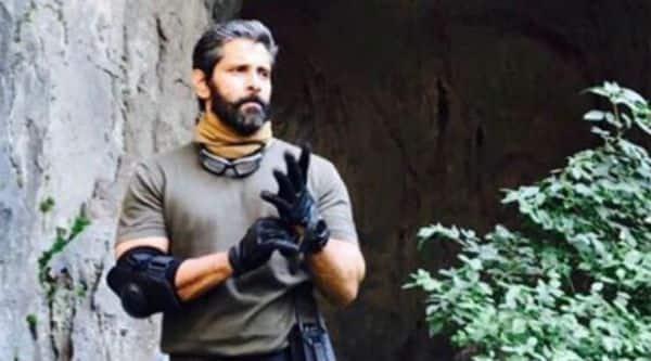 Image result for Dhruva Natchathiram: Vikram shoots in Bulgaria, Radikaa and Simran join star cast.