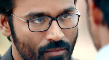 VIP 2 teaser: Dhanush as Raghuvaran is the star of this show, but we do not see Kajol. Seevideo