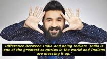 WATCH: Vir Das' scathing commentary on Indians and India is turning heads on the Internet