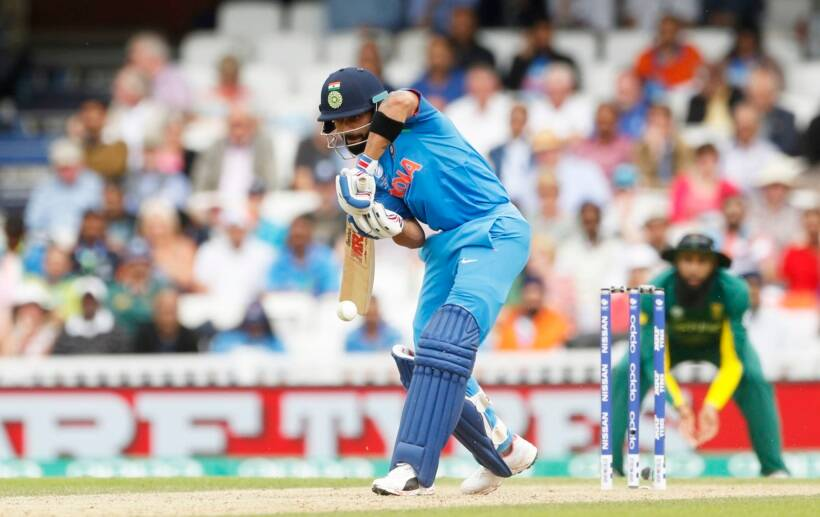 India knock South Africa out without a stutter
