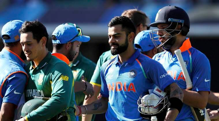ind v sa, india, south africa, india vs south africa, virat kohli, kohli, jasprit bumrah, bumrah, icc champions trophy 2017, champions trophy, sports news, indian express